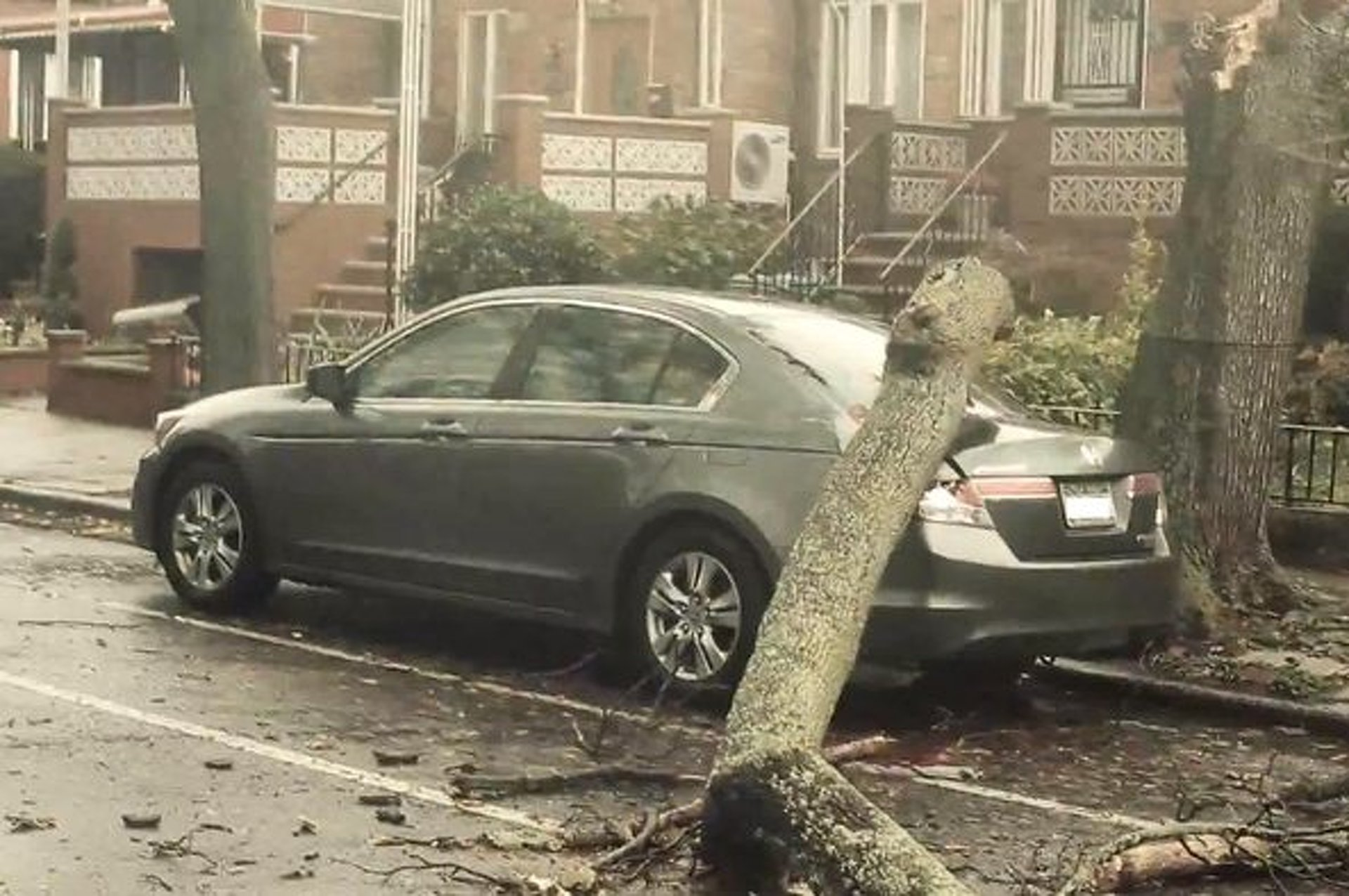 I Am Woman: Hurricane Sandy Unleashes Fury on Unsuspecting Vehicles