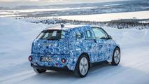 BMW i3 official spy photo 26.2.2013