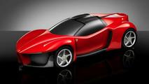 Ferrari 368 Street Racer anterior