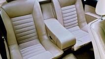 BMW 635 CSi interior