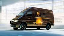 Mercedes-Benz UPS Sprinter Van
