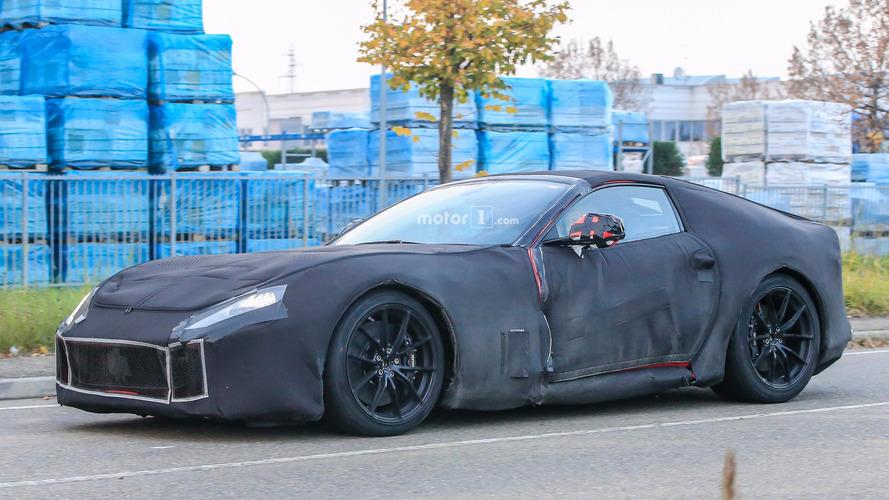 The alleged 800-hp Ferrari F12 M will debut in Geneva