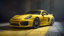 Une Porsche Cayman GT4 RS en préparation ?