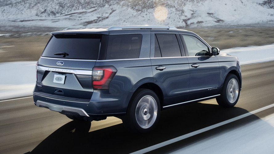 how does the 2018 ford expedition compare to the chevy tahoe. Black Bedroom Furniture Sets. Home Design Ideas
