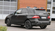 Mercedes ML63 AMG coming to L.A. Auto Show - report