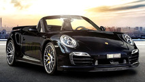 Porsche 911 Turbo S Cabriolet by O.CT Tuning