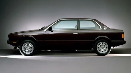 Worst Sports Cars: Maserati Biturbo Coupe