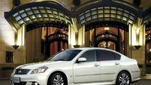 Nissan Fuga Facelift Released (JA)