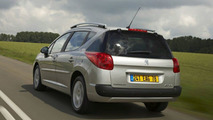 Peugeot 207SW In Depth