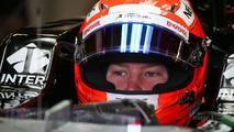 Nikita Mazepin, Sahara Force India F1 VJM09 Development Driver