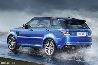 2015 Range Rover Sport SVR: The Most Powerful Land Rover Ever