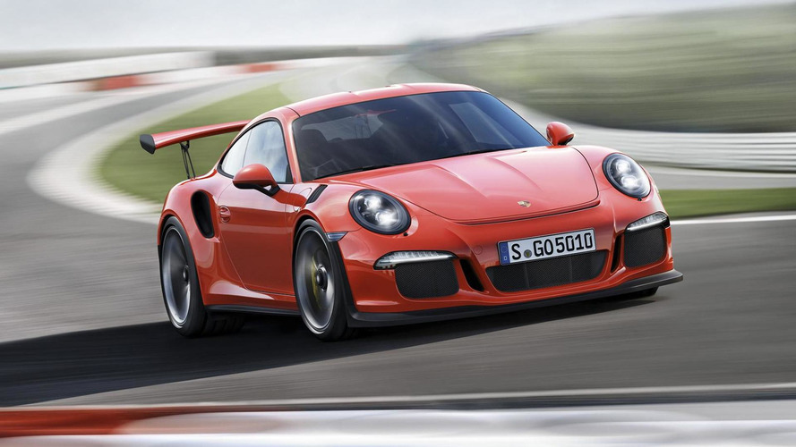Porsche 911 GT3 RS owner says his car has downforce problems [video]