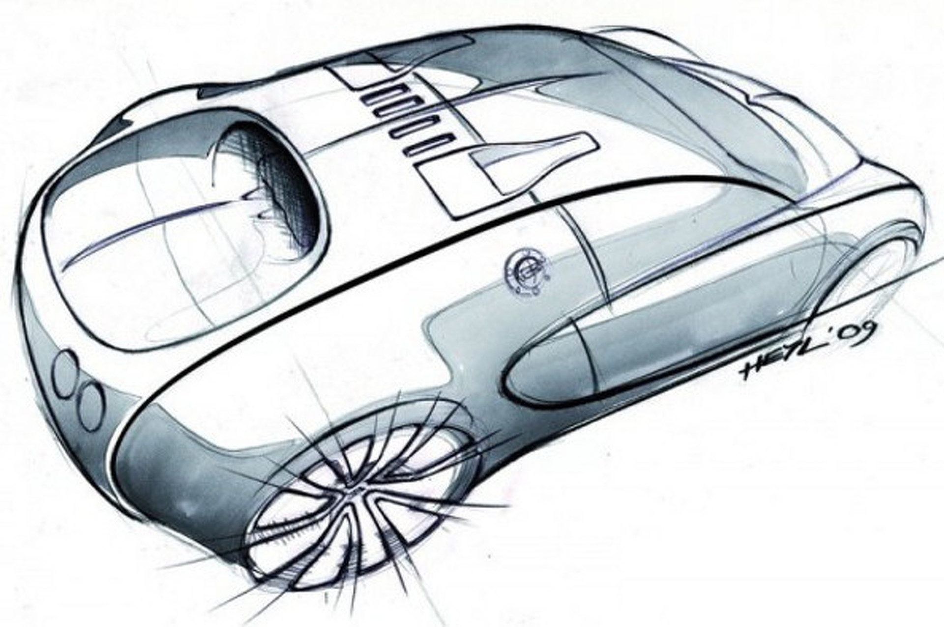 Bugatti Planning Limited-Run Super-Veyron