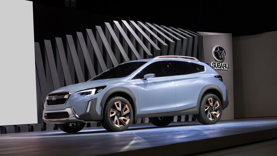 Subaru pure electric crossover pinned for 2021 launch