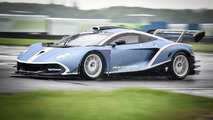 Arrinera Hussarya GT airfield frolic starts with the most ferocious launch