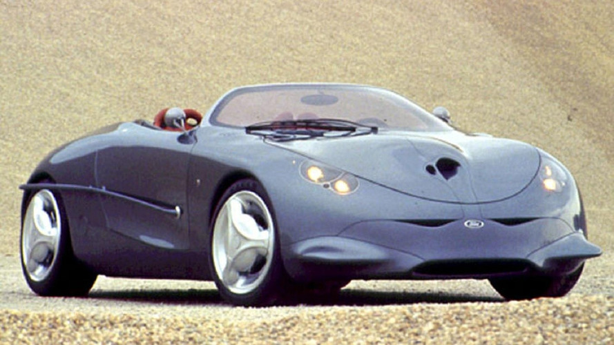 Concept We Forgot: 1992 Ford Ghia Focus