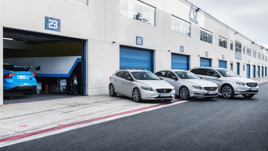 Volvo introduces new Polestar Performance Parts [video]