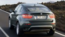 New BMW X6 Xdrive35d