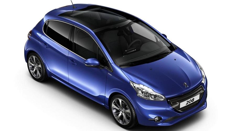 Peugeot 208 Intuitive announced (UK)