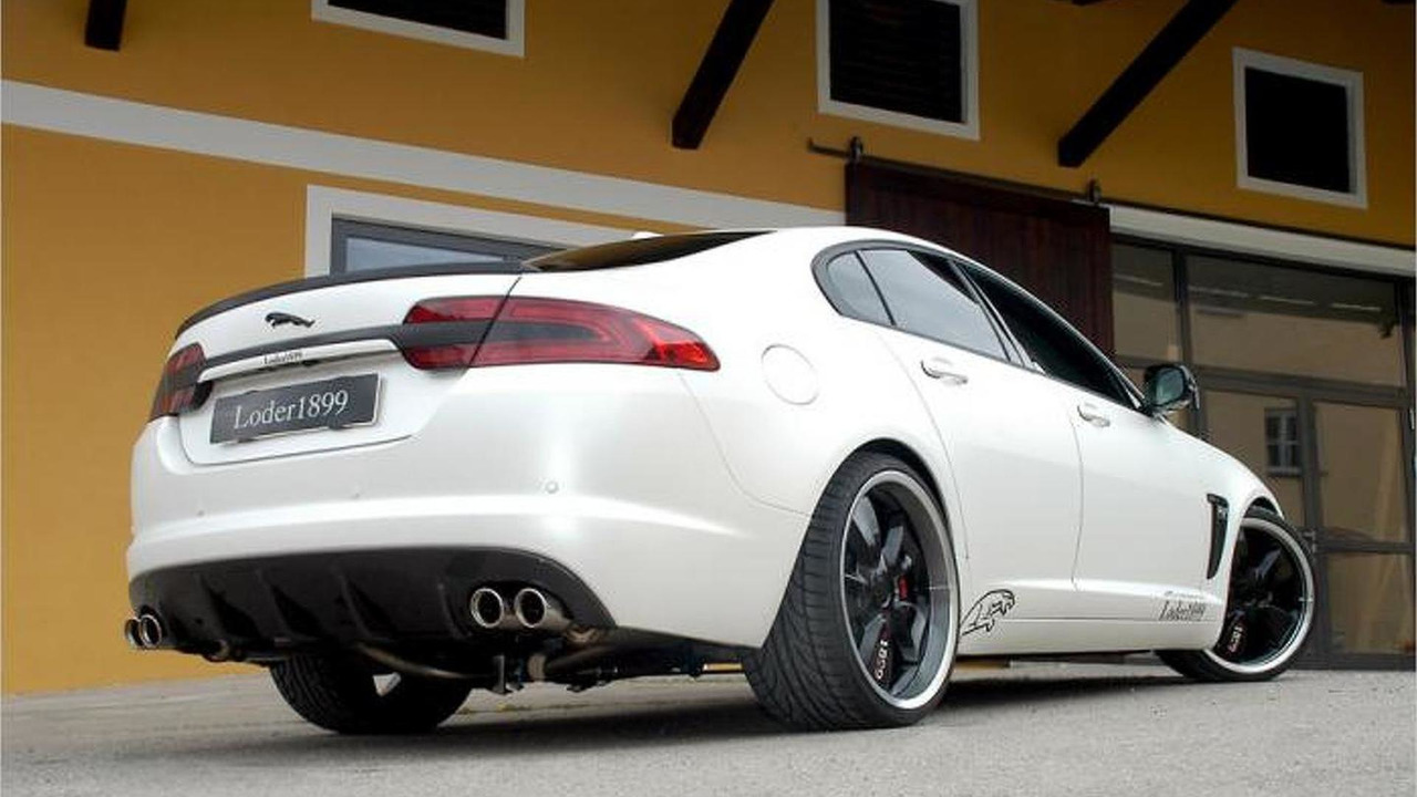 Jaguar XF by Loder1899 14.06.2013