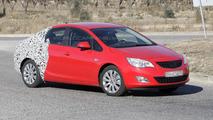 2013 Opel Astra Sedan prototype spy photo