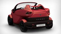 Lumeneo Neoma Roadster bound for Paris