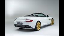 Aston Martin Vanquish 60th Anniversary Limited Edition