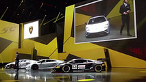 Lamborghini Gallardo LP 570-4 Squadra Corse unveiled in Frankfurt [VIDEOS]