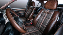 BMW 3-Series E46 gets rustic interior from Vilner