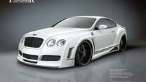 Bentley Continental GT Widebody by  Premier4509