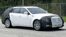 Cadillac CTS Wagon Spy Photo