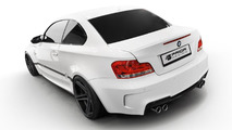 Prior-Design BMW 1M conversion for 1-Series Coupes 23.12.2011