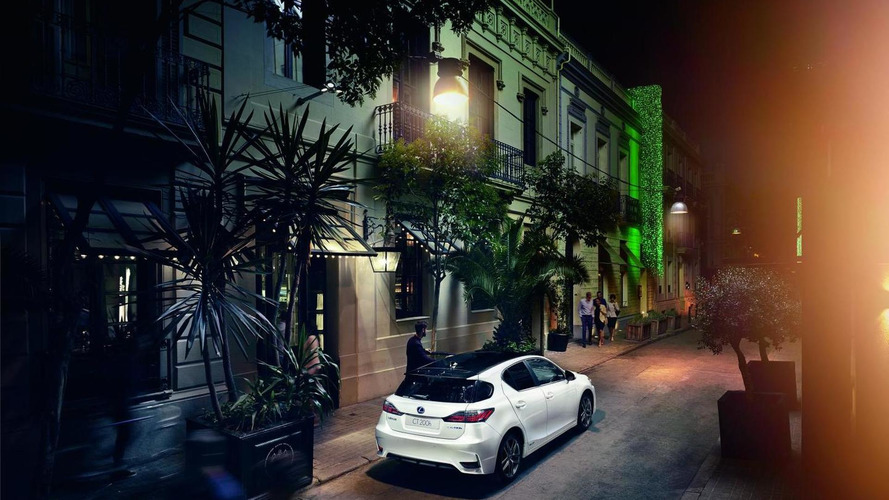 Lexus launches CT 200h Advance Plus range-topping version