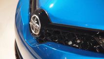 2016 Scion iM at 2015 New York Auto Show