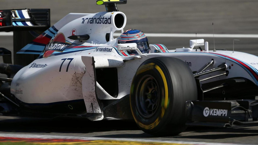 Bottas sees 'no reason' to leave Williams