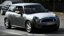 All-Electric Mini Cooper Spotted for First Time
