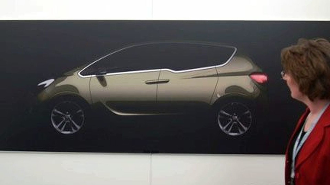 New Opel Meriva image