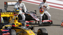 Chandhok may contest qualifying in Bahrain