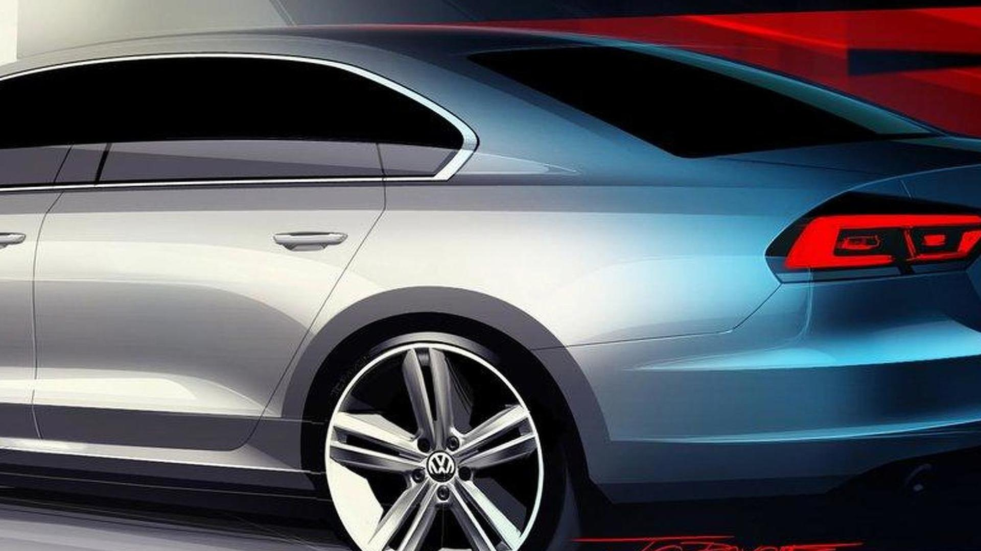 Volkswagen will unveil NMS at NAIAS - report