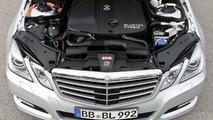 Mercedes E 300 BlueTec Hybrid 04.03.2010