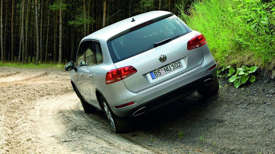 2011 VW Touareg - 73 New Photos