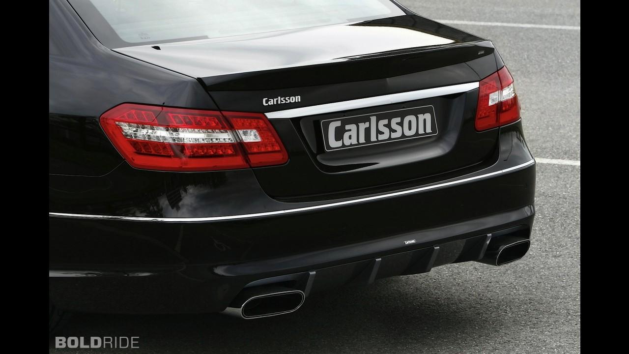 Carlsson Mercedes-Benz E-Class