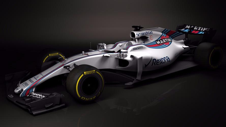 2017 - Williams FW40 F1