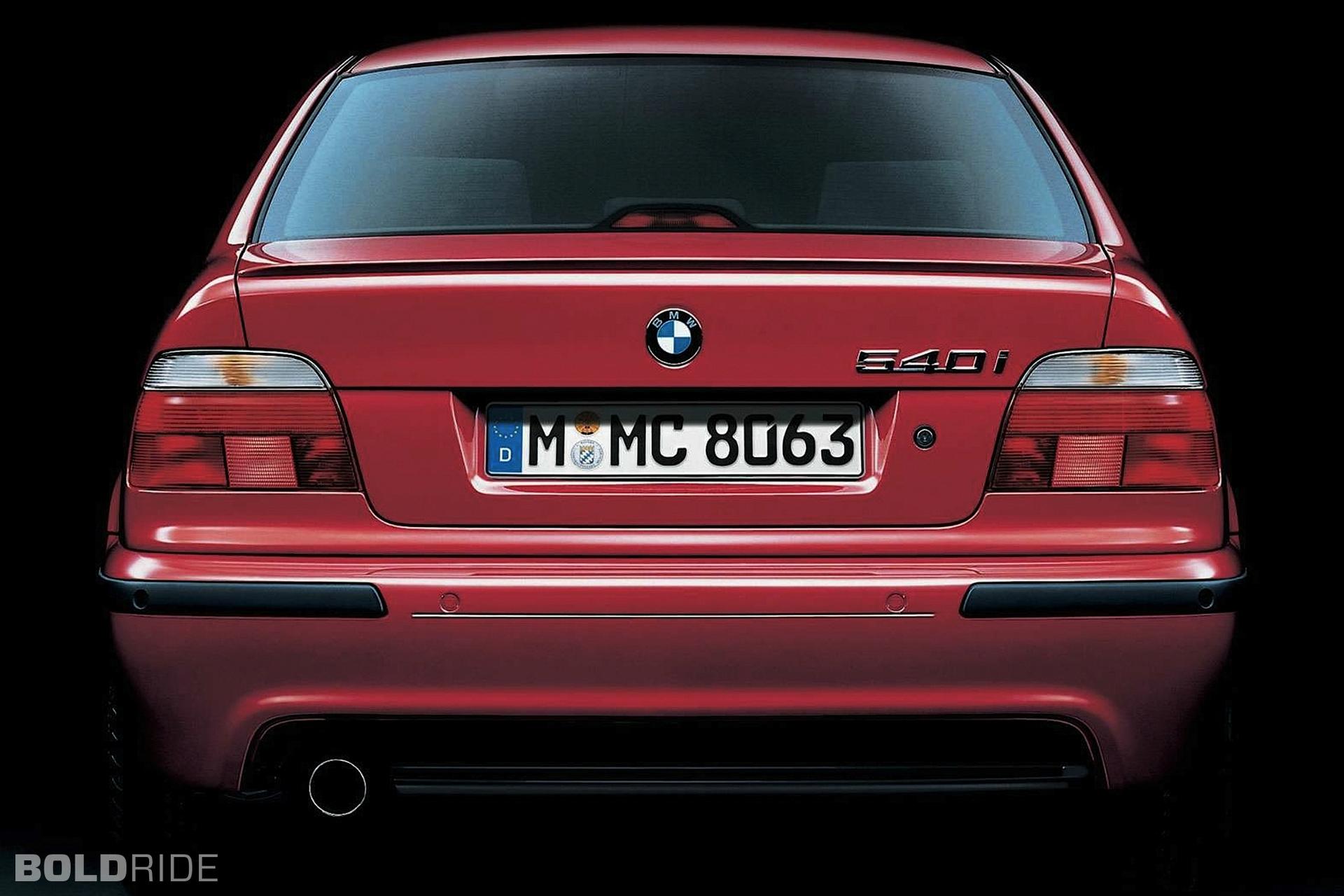 BMW 540i M Sport Package