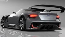 Subaru Viziv GT Vision Gran Turismo