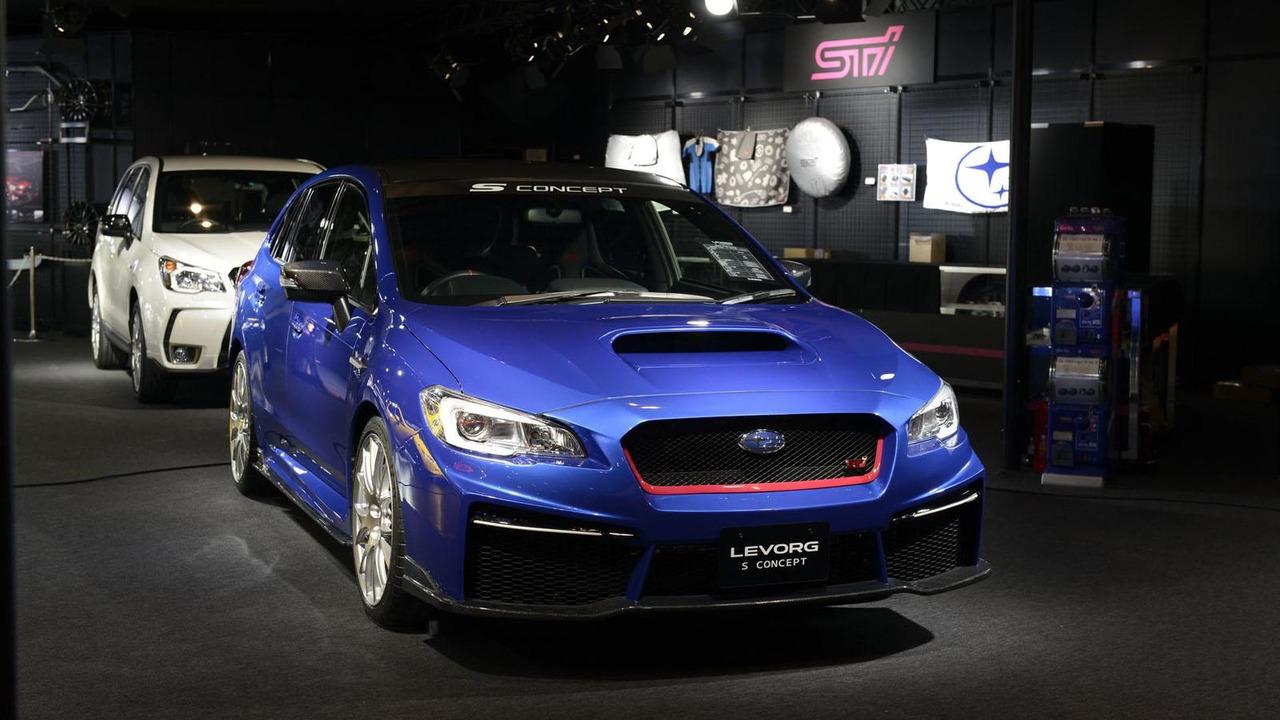 Subaru Levorg S concept