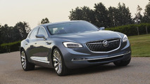Buick details lighting system of Avenir concept