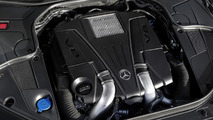2014 Mercedes-Benz S-Class Coupe shows its stylish metal in Geneva