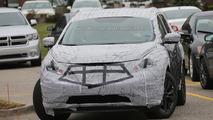 2015 Nissan Murano spy photo