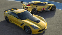 2014 Chevrolet Corvette C7.R and 2015 Corvette Z06
